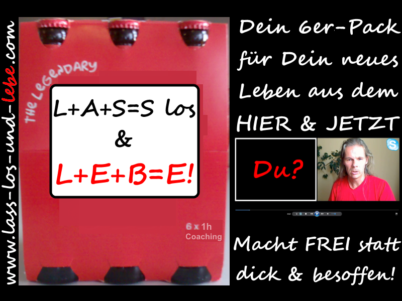 LEBE Coaching Six-Pack