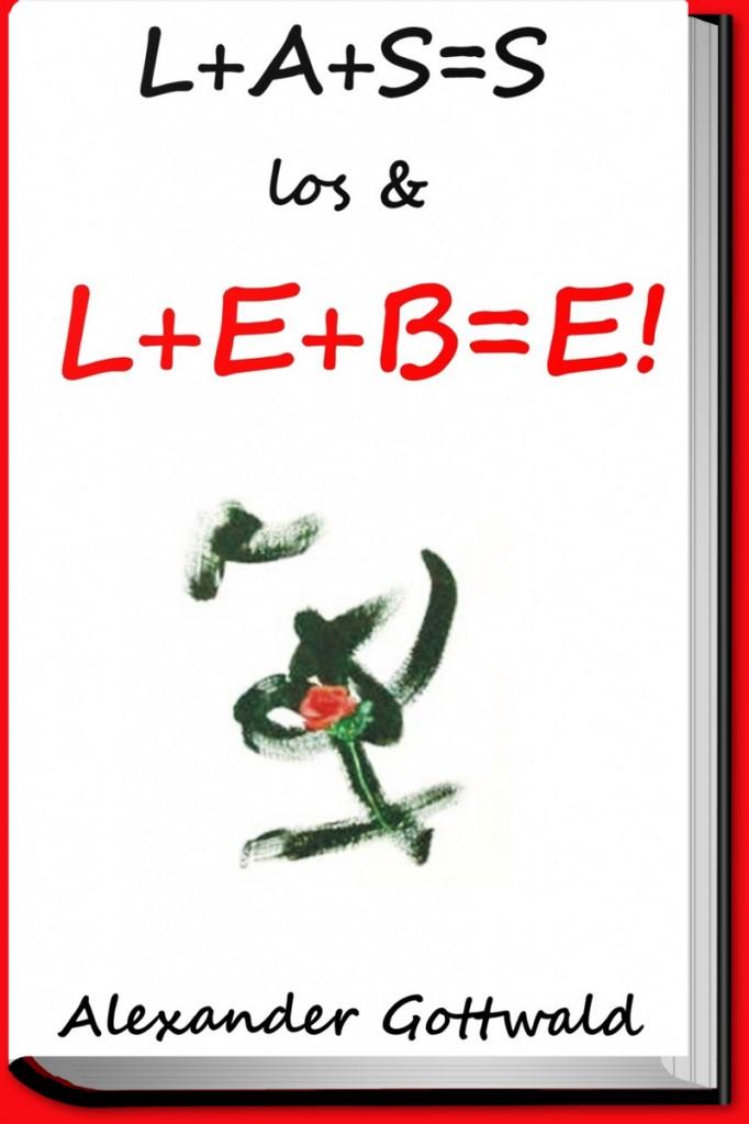 L+A+S=S los & L+E+B=E! Buch Alexander Gottwald